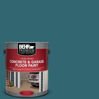 1 gal. #PFC-50 Mon Stylo 1-Part Epoxy Satin Interior/Exterior Concrete and Garage Floor Paint