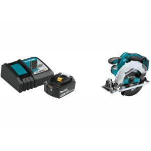 Deals on Makita 18V LXT Lithium-Ion Battery Pack 4.0Ah w/Circular Saw