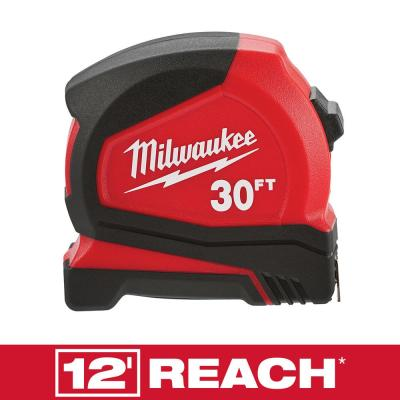 30 ft. Compact Tape Measure