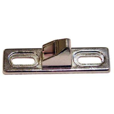 2-3/4 in. x 3/4 in. Chrome-Plated Patio Door Keeper