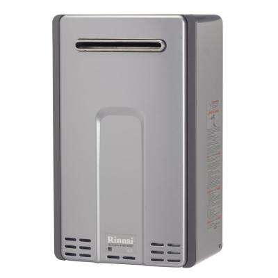 High Efficiency Plus 7.5 GPM Residential 180,000 BTU Natural Gas Exterior Tankless Water Heater