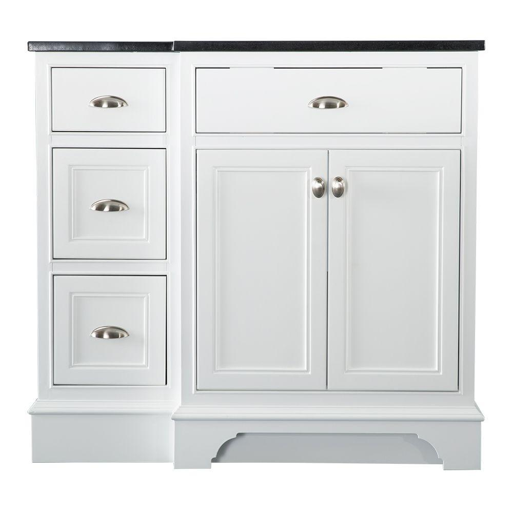 Hayward 37 in. W x 22 in. D Bath Vanity in