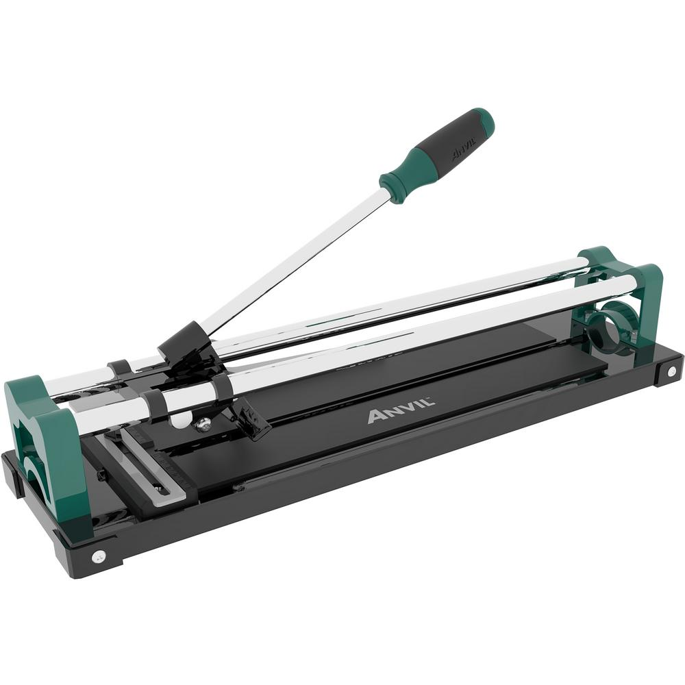 Anvil 14 In Ceramic And Porcelain Tile Cutter 10214anv The Home Depot