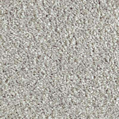Tides Edge-Color Aurora Textured 12 ft. Carpet