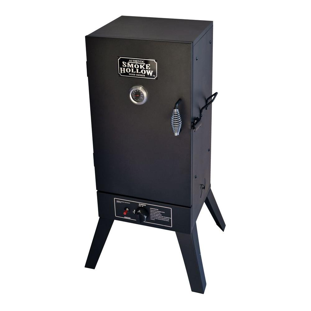 Smoke Hollow 30 in. Vertical Propane Gas Smoker
