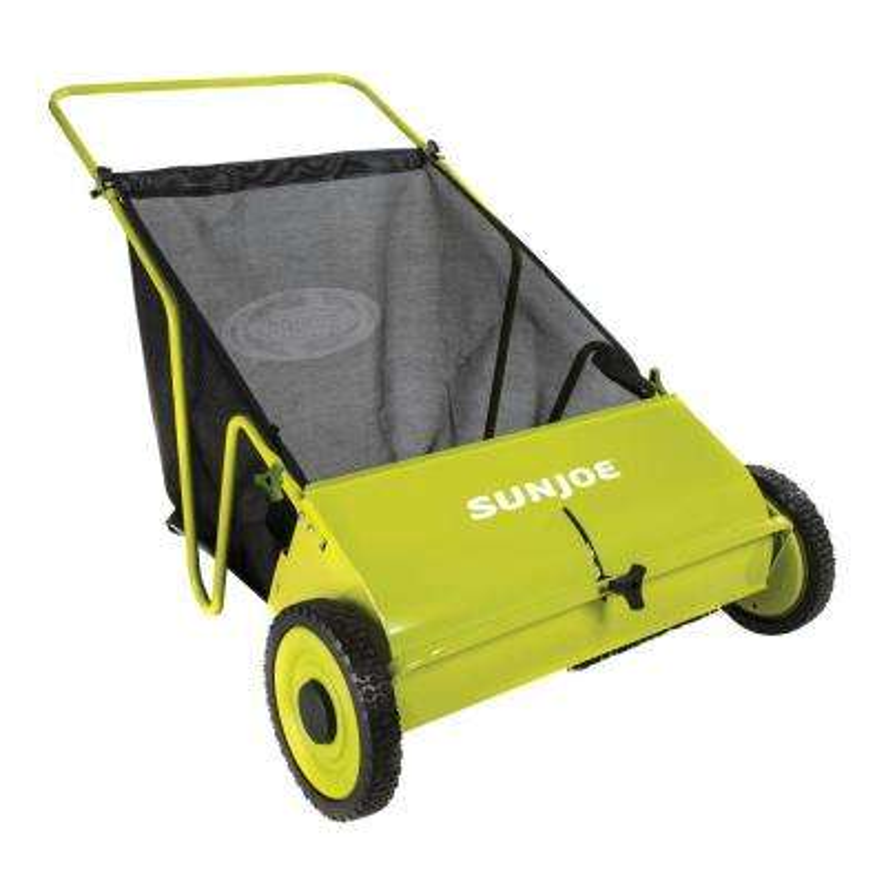 Manual 26-in. Push Lawn Sweeper