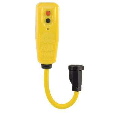 9 in. Right Angle GFCI Cord