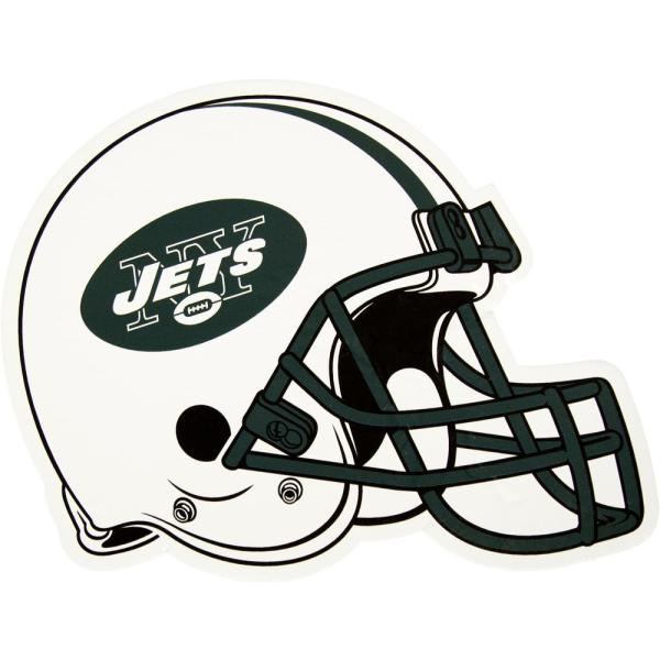 bc612cdf NFL New York Jets Outdoor Helmet Graphic- Large