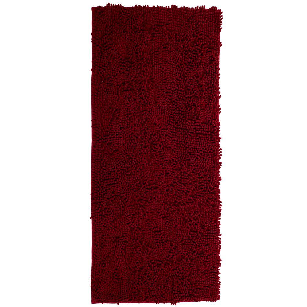 Lavish Home Burgundy 2 Ft. 6 In. X 5 Ft. Accent Rug-67-13