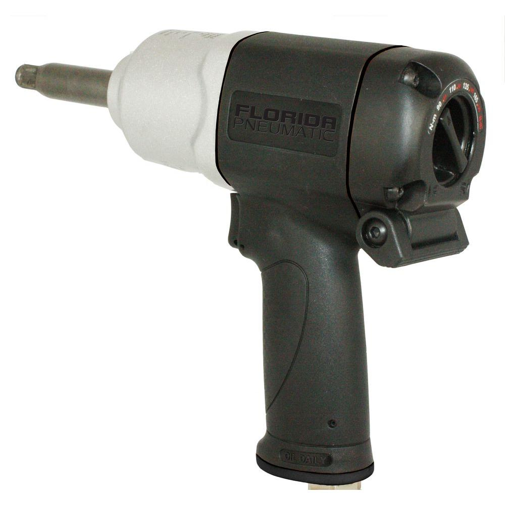 FLORIDA PNEUMATIC 1/2 in. Torque Limited Impact Wrench