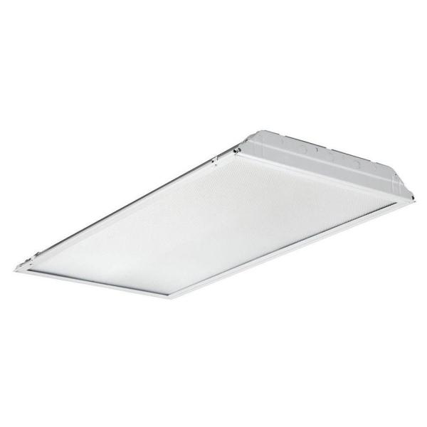 Contractor Select GT 2 ft. x 4 ft. Integrated LED 4000 Lumens 4000K 120V Commercial Grade Recessed Troffer