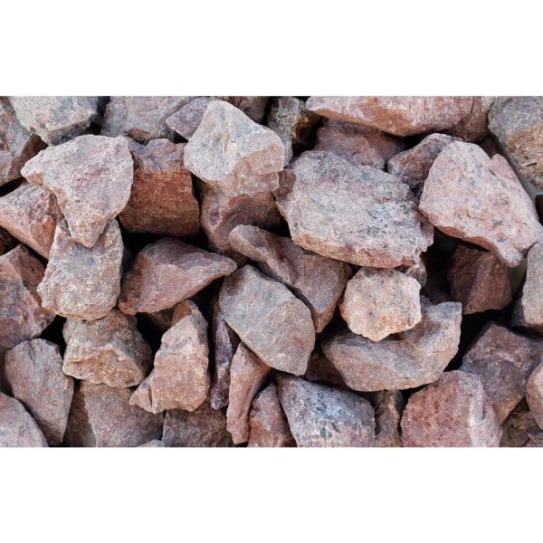 Vigoro 0 5 Cu Ft Bagged Indian Sunrise Red Blend Decorative Stone 64 Bags 32 Cu Ft Pallet R1lsr34v The Home Depot