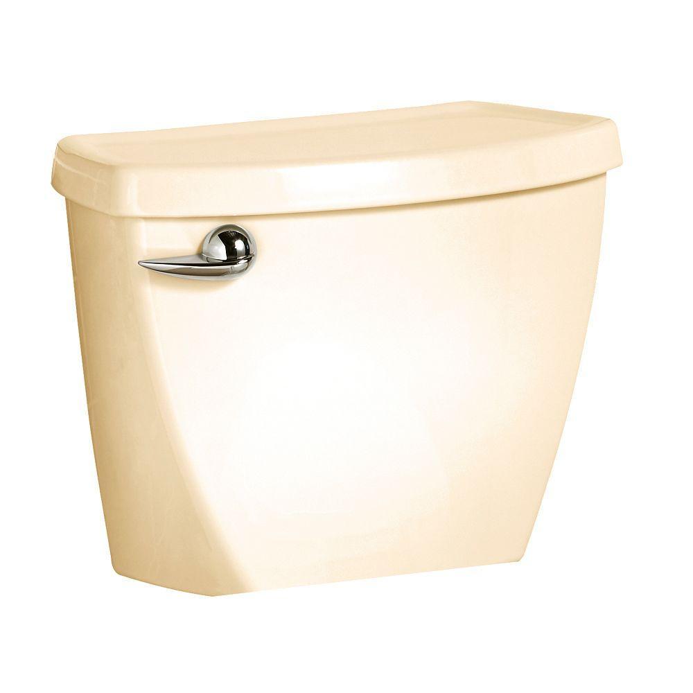 Cadet 3 1.6 GPF Single Flush Toilet Tank Only in Bone