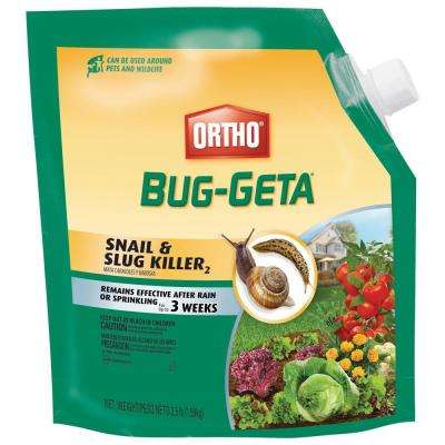 Bug-Geta 3.5 lb. Snail and Slug Killer
