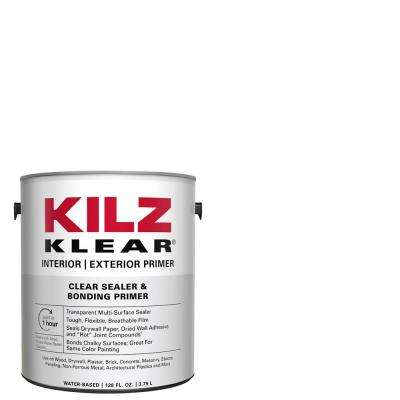 1 Gal. Clear Interior/Exterior Multi-Surface Primer and Sealer