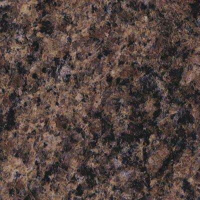 2 in. x 3 in. Laminate Countertop Sample in Bella Noche with HD Mirage Finish