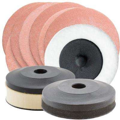 Merlin2 Hook and Loop Deluxe Sanding Kit