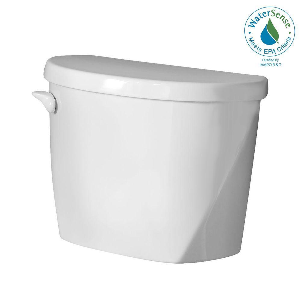 American Standard Evolution 1.28 GPF Toilet Tank Only in White