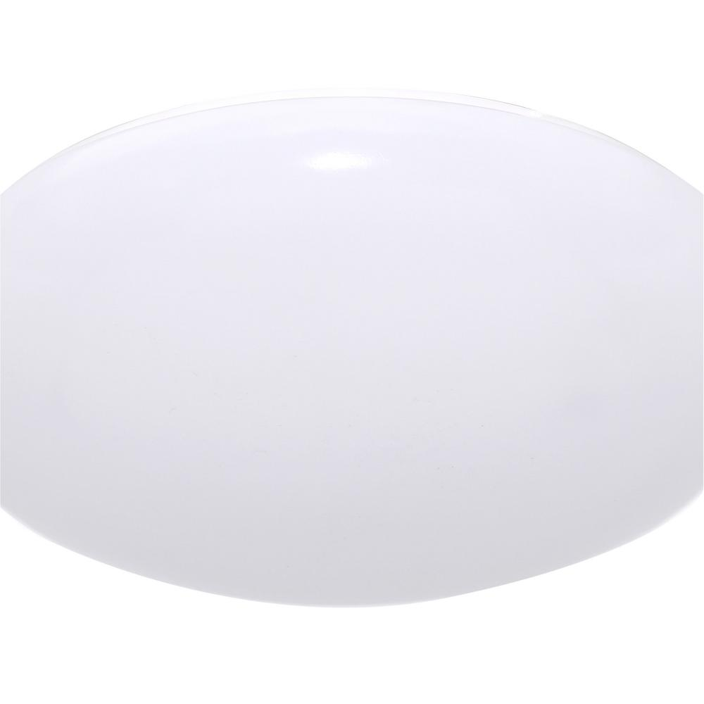 Led Light Fixtures Residential: Lithonia Lighting 14 In. White LED Low-Profile Residential