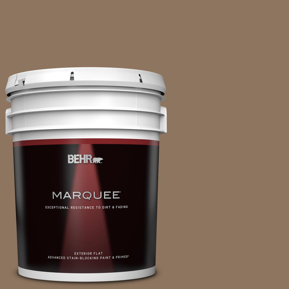 Reviews For Behr Marquee 5 Gal 700d 6 Belgian Sweet Flat Exterior Paint Primer 445305 The Home Depot