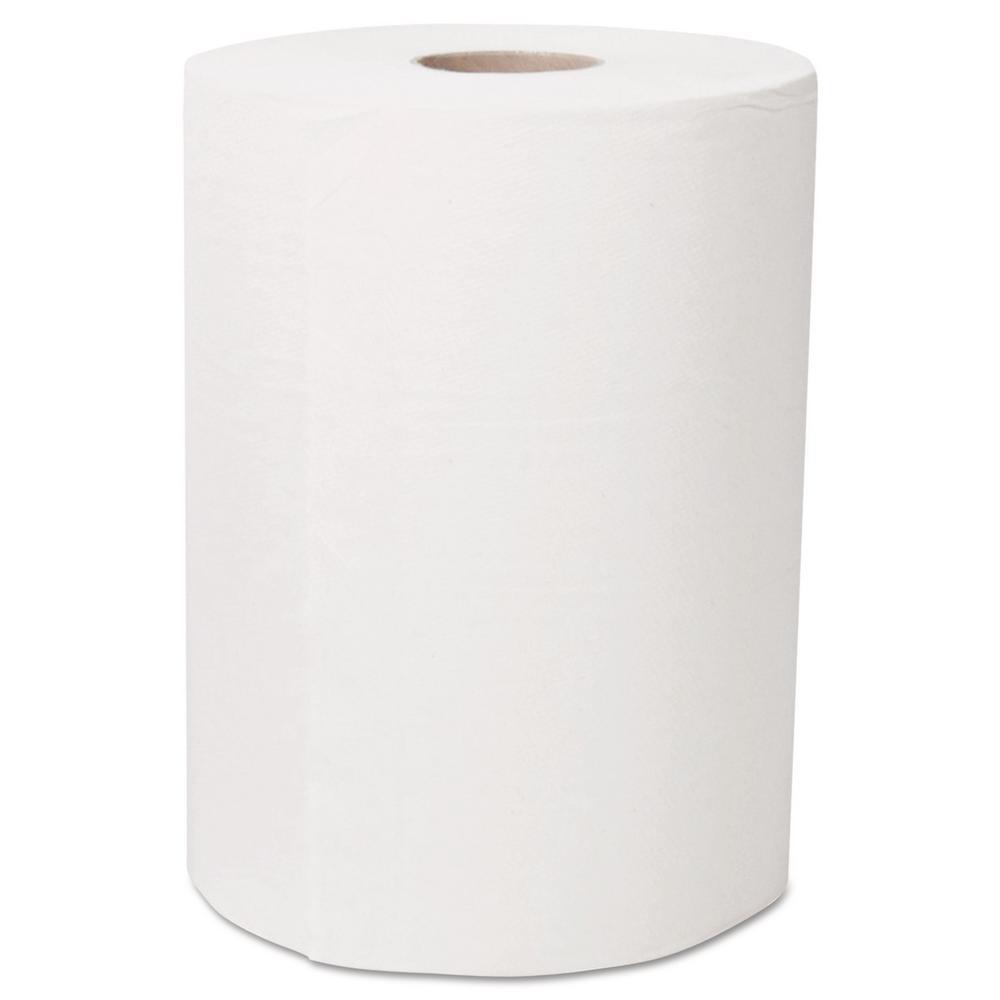 7.87 x 262 ft. Ultra Soft Slimroll Hard Roll Towel, 2-Ply,