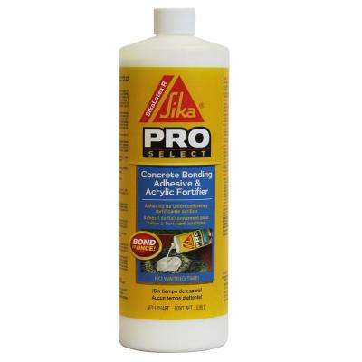 1 Qt. Concrete Bonding Adhesive and Acrylic Fortifier