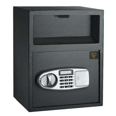 Lock and Safe Digital Depository Front Load 0.95 CF Cash Vault Drop Safe Box