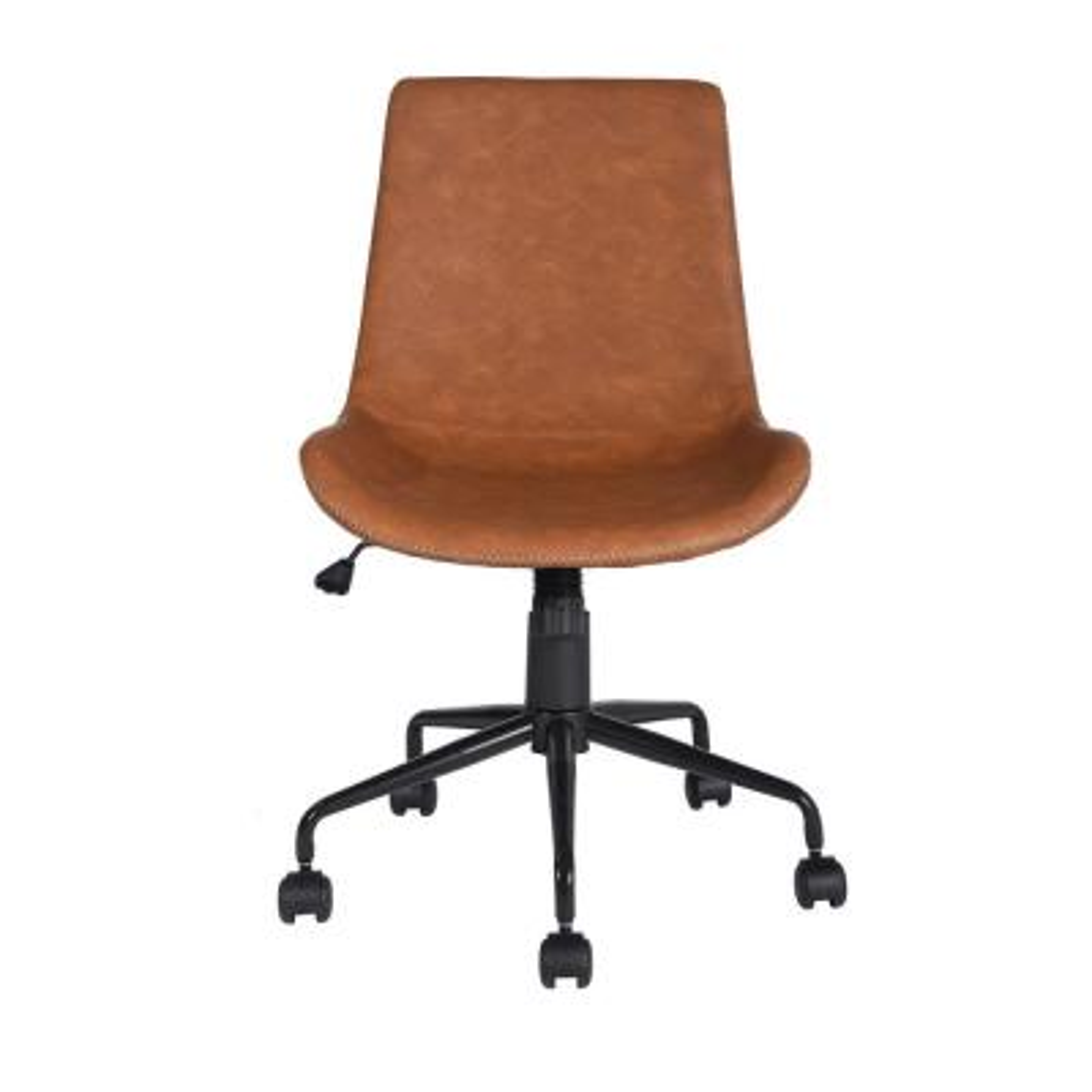 Adams Brown PU Task Chair