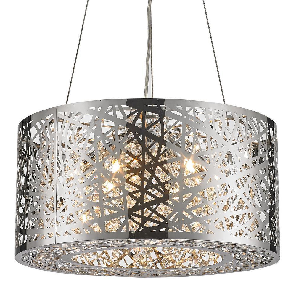 Worldwide Lighting Aramis Collection 6