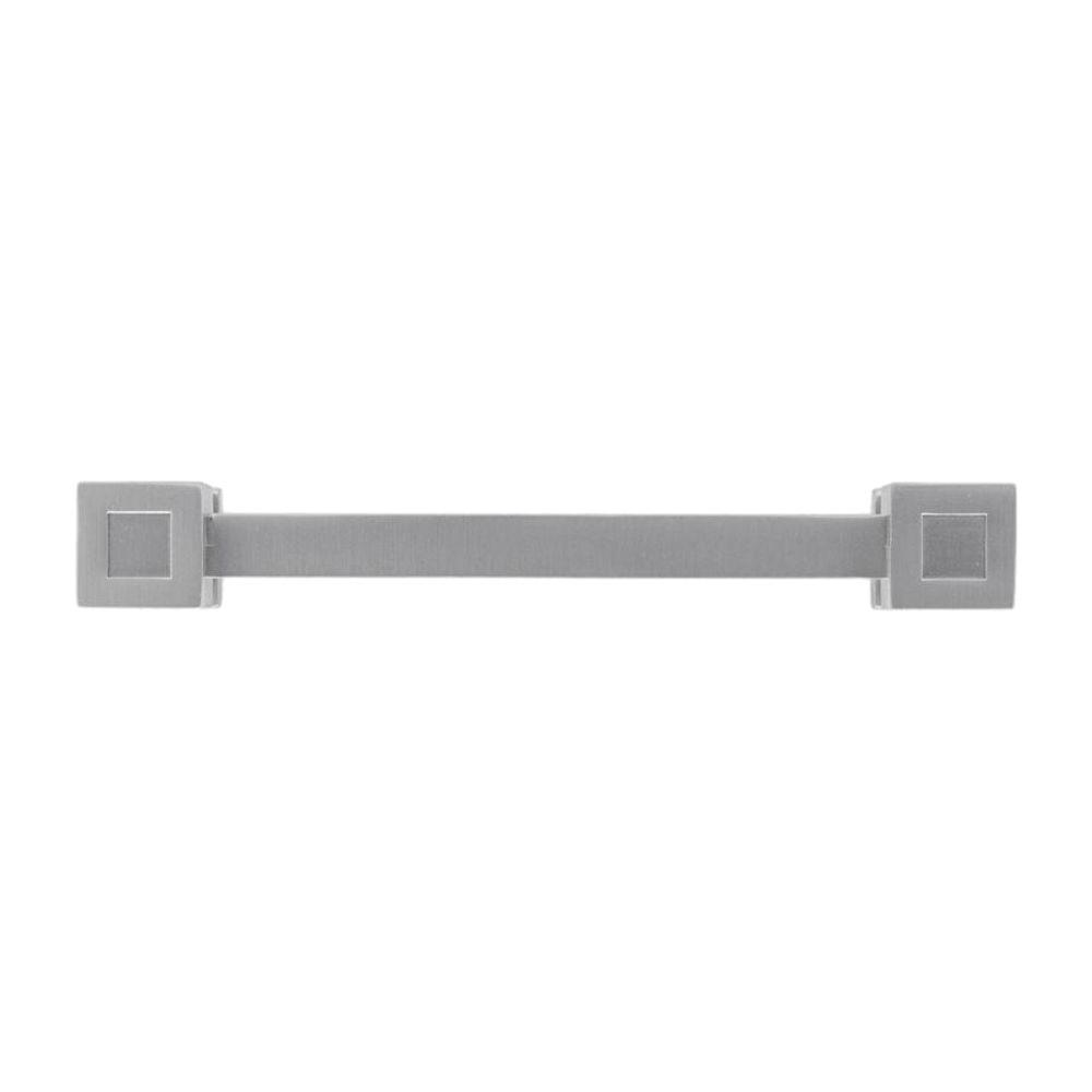 Continental Home Hardware 4 in. Satin Nickel Cube End Pull