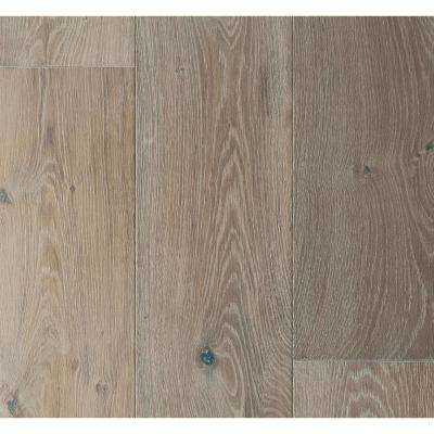 French Oak Newport 3/8 in. T x 6 1/2 in. Wide x Varying Length Eng Click Hardwood Flooring (945.50 sq. ft. / pallet)