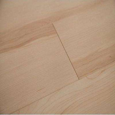 Maple Natural 12 mm Thick x 6.65 in. Wide x 48 in. Length Click-Locking Laminate Flooring Plank (17.68 sq. ft. / case)