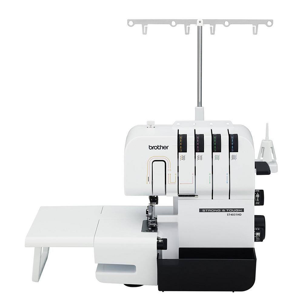 Brother Strong and Tough Serger Sewing Machine with Diffe...