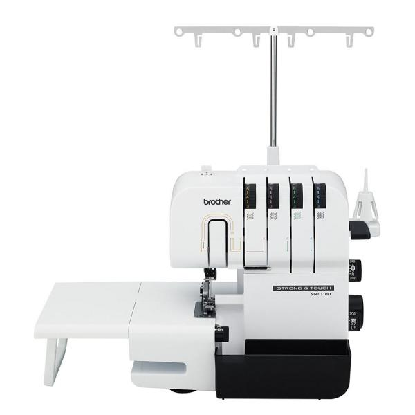 Brother Strong and Tough Serger Sewing Machine with Differential Feed