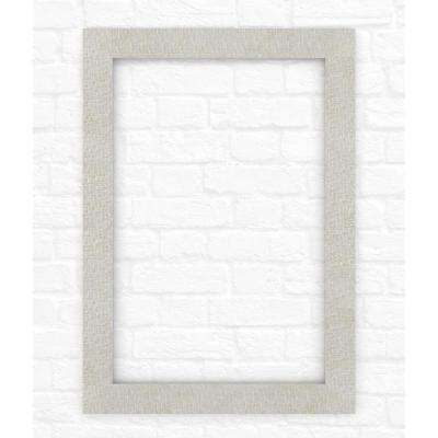 29 in. x 41 in. (M3) Rectangular Mirror Frame in Stone Mosaic