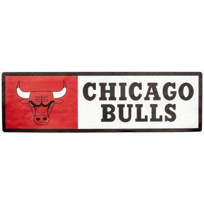 NBA Chicago Bulls Outdoor Step Graphic