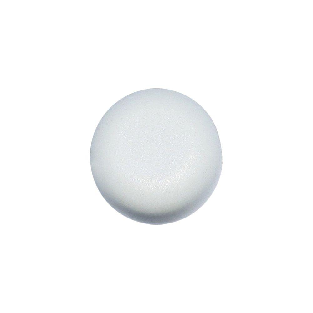 Pro-Tect Cap White for 3/8 in. Sleeve and 3/8 in. Hex-Head Blue Tap Concrete Screw (50 per Pack)