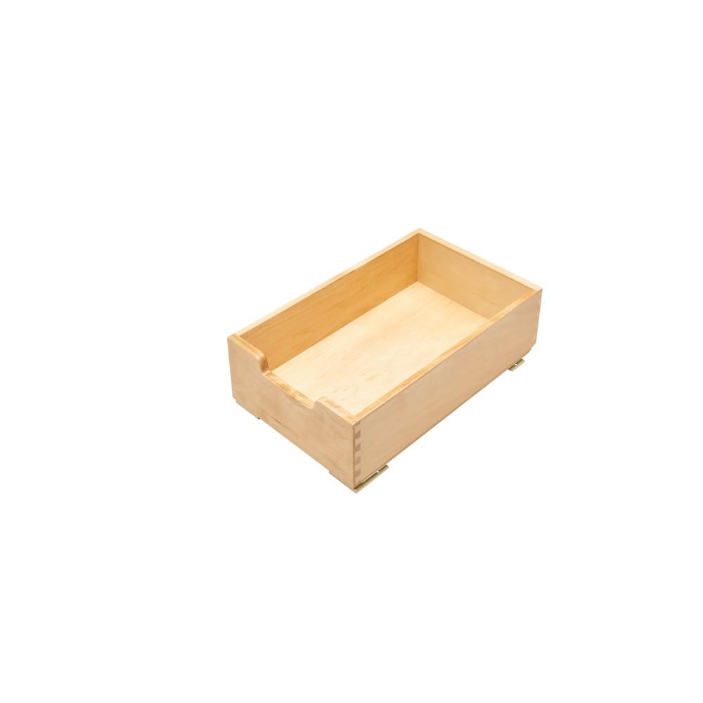 Rev-A-Shelf 5.62 In. H X 11 In. W X 18.5 In. D Small Wood
