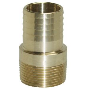 Water Source 1-1/4 in  Brass Pitless Adapter-PA125NL - The