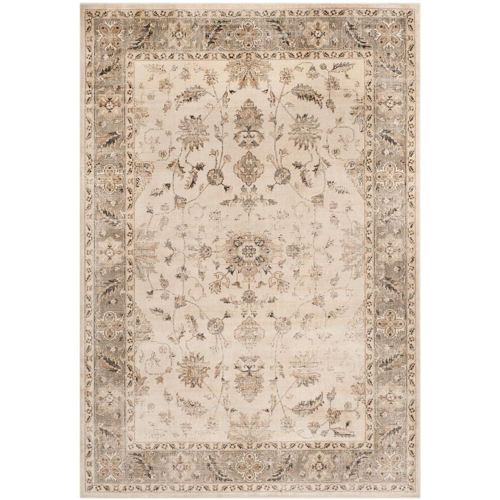 Safavieh Vintage Stone/Mouse 5 ft. 3 in. x 7 ft. 6 in. Area Rug