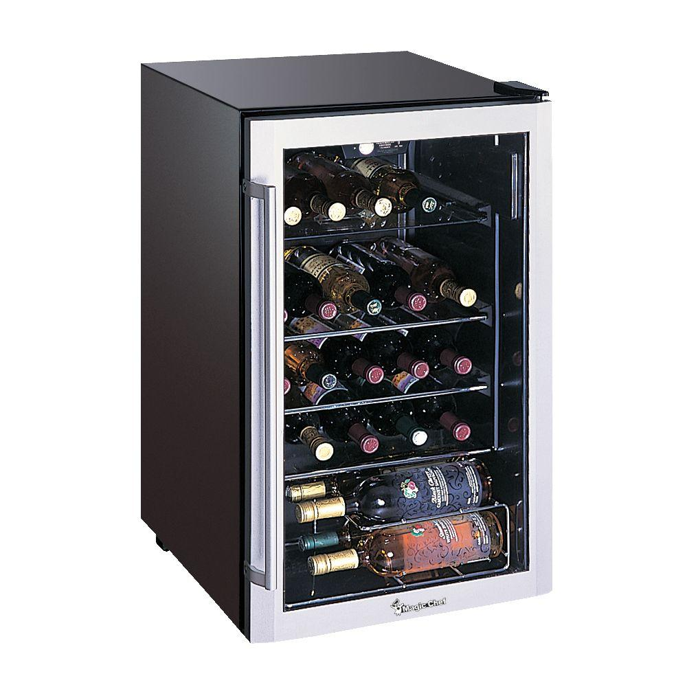 Magic Chef 30-Bottle Wine Cooler-DISCONTINUED