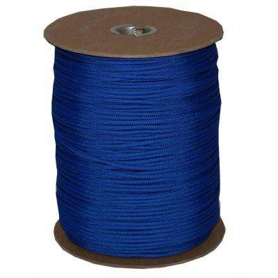 1000 ft. Paracord Spool in Royal Blue