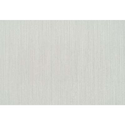 Pale Beige Faux Grasscloth Wallpaper