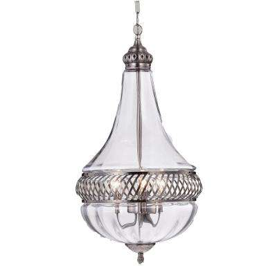 0ff6dd56312d Warehouse of Tiffany - Pendant Lights - Lighting - The Home Depot