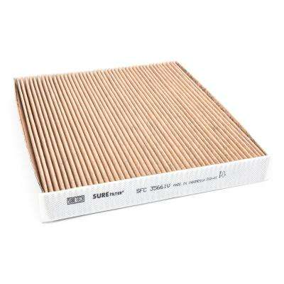 Replacement Antibacterial Cabin Air Filter for Wix 24517 Purolator C35661 Fram CF10381