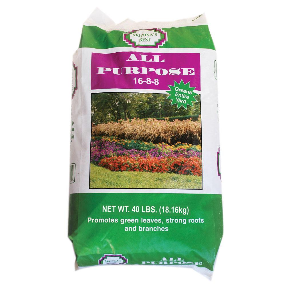 Arizona's Best 40 lb. All-Purpose Fertilizer