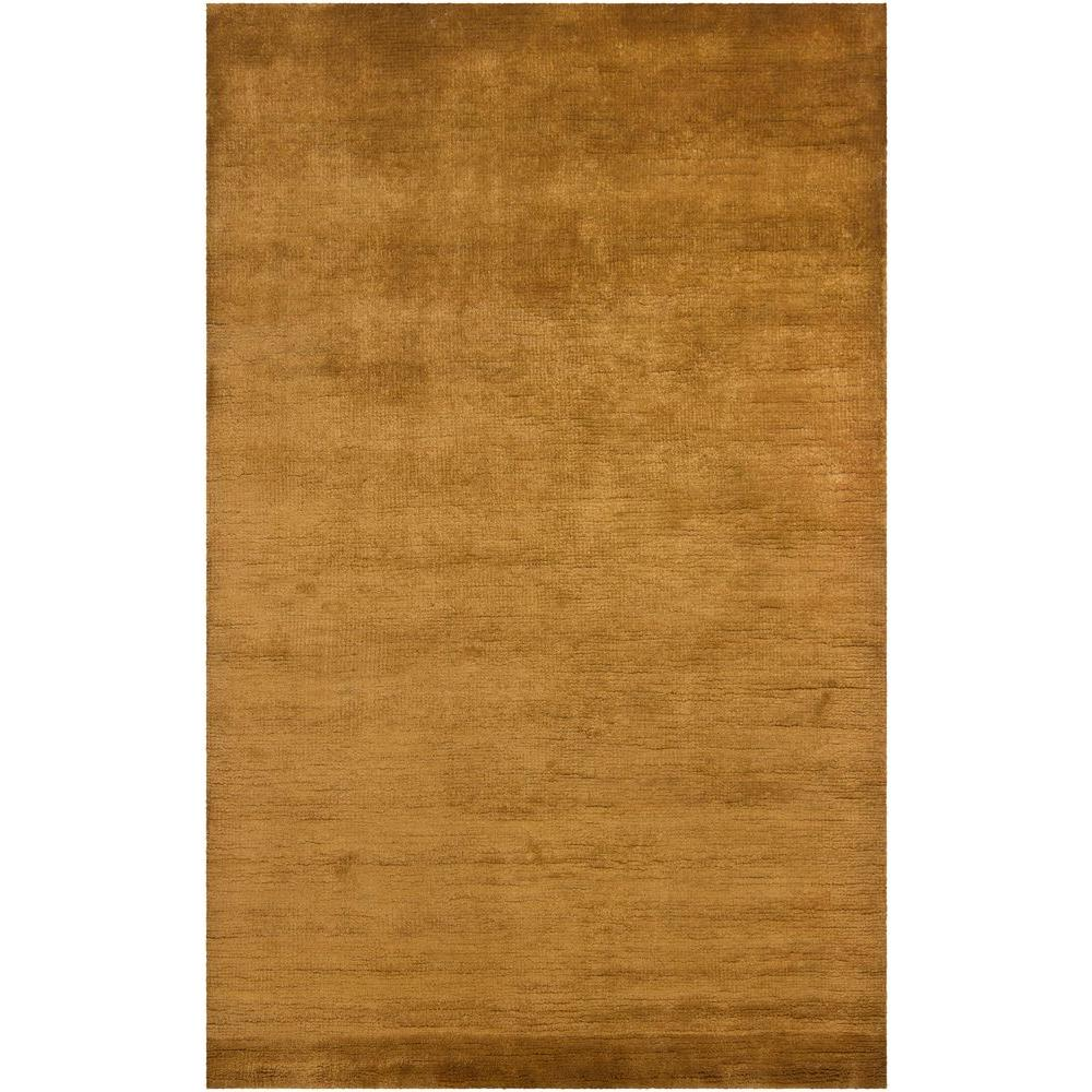 Chandra Capra Orange 7 ft. 9 in. x 10 ft. 6 in. Indoor Area Rug