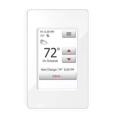 nSpire Touch Programmable Thermostat with Floor Sensor