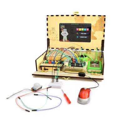 Educational Computer Kit that Teaches STEM and Coding