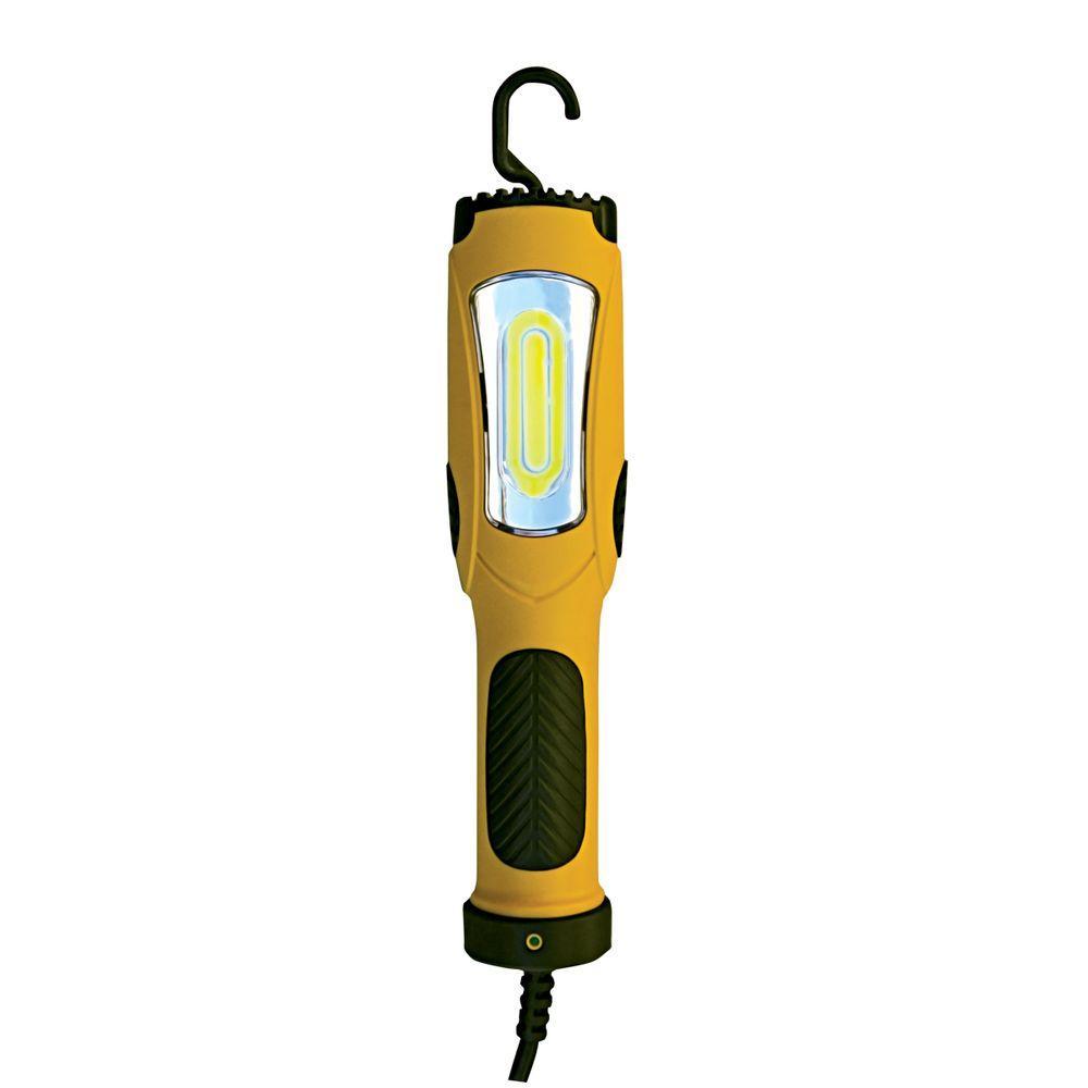 Cob Led Worklight Inspection Lamphand Tool Garage: Voltec 500-Lumen COB LED Handheld Work Light-08-00627